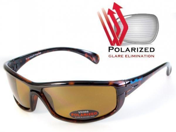 Поляризационные очки BluWater FLORIDA 4 Brown