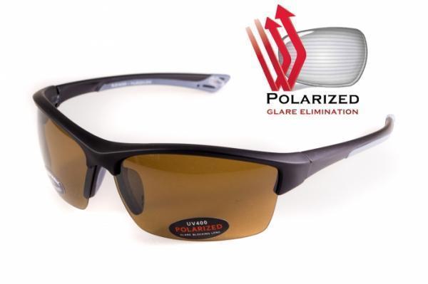 Поляризаційні окуляри BluWater DAYTONA 1 Brown