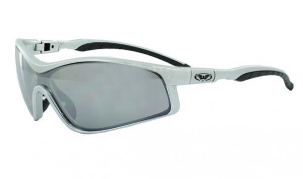 Спортивні окуляри Global Vision Eyewear HOME RUN Silver
