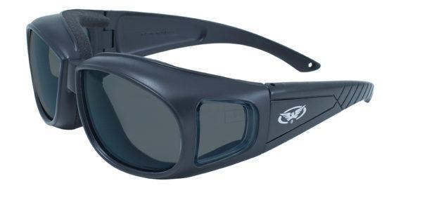 Накладні окуляри Global Vision Eyewear OUTFITTER Smoke