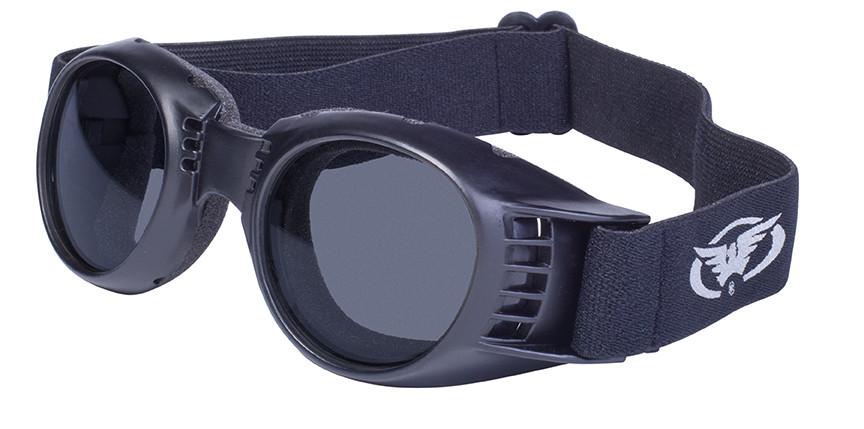 Мотоочки Global Vision Eyewear PARAGON RX-ABLE Smoke