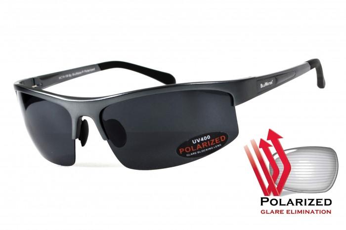 Поляризаційні окуляри BluWater ALUMINATION 5 Gunmetal Gray