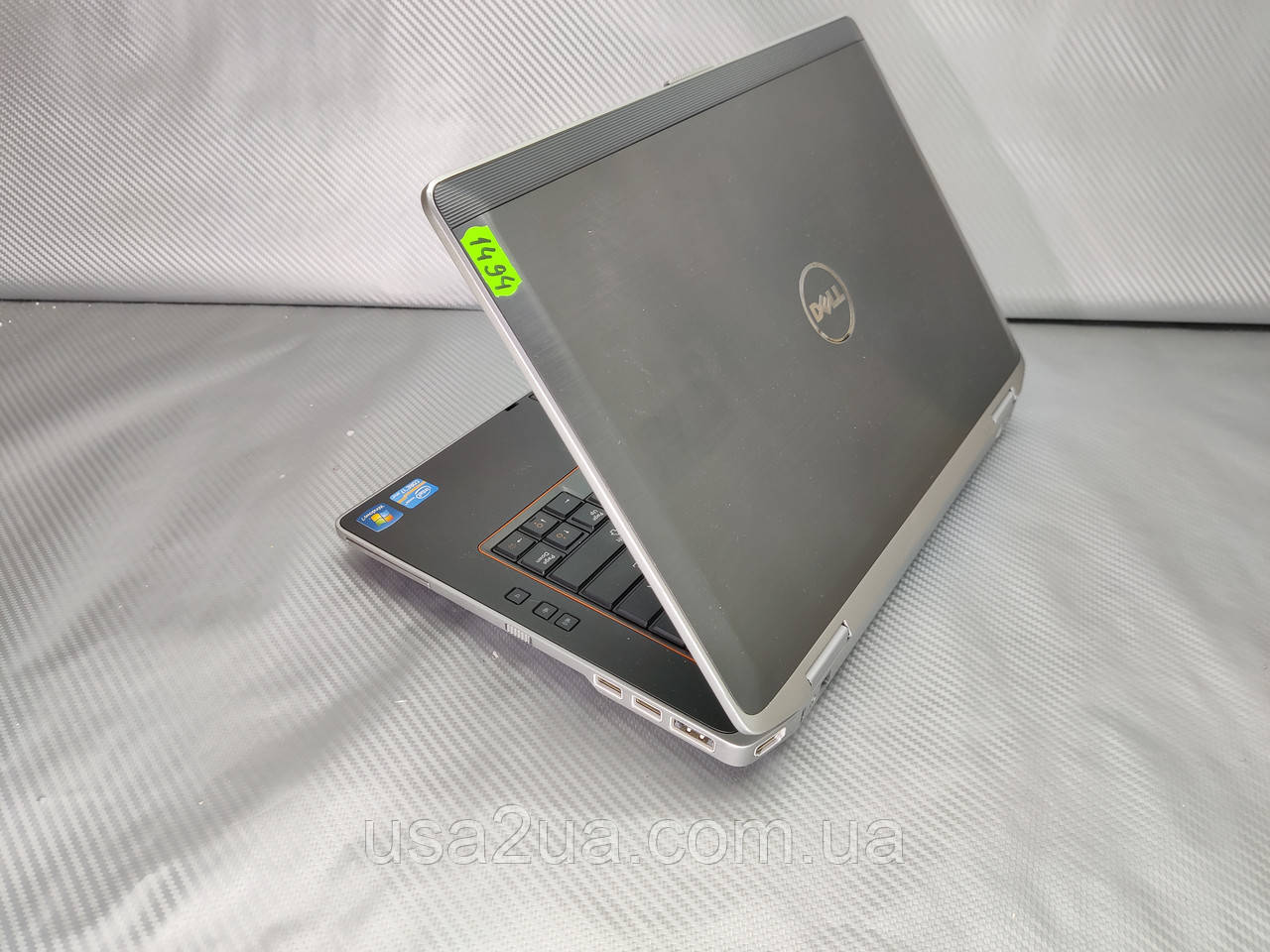 Ноутбук Dell Latitude E6420 Core I7 2Gen 4Gb 500Gb NVS 4200M 2 видеокарты Без батареи Кредит Гарантия Доставка