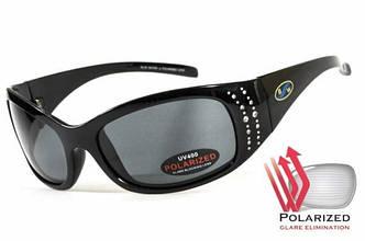 Женские солнцезащитные очки BluWater BISCAYENE Black