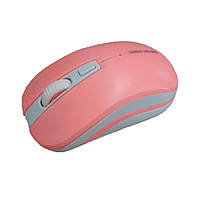 Мишка бездротова комп'ютерна Ruff S2, оптична, 2.4 Ггц, радіо інтерфейс, AA, різні кольори, бездротова миша для комп'ютера S2