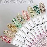 Гель з сухоцвітом Saga Fairy gel 05, фото 2