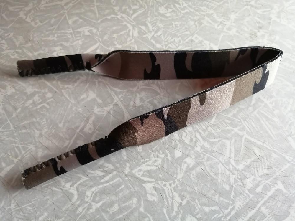 Ремінець для окулярів RockBros хакі зелений