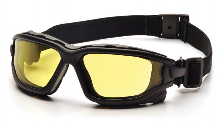 Балістичні окуляри Pyramex I-FORCE XL Amber