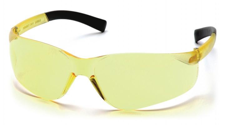 Детские спортивные очки Pyramex MINI ZTEK Amber