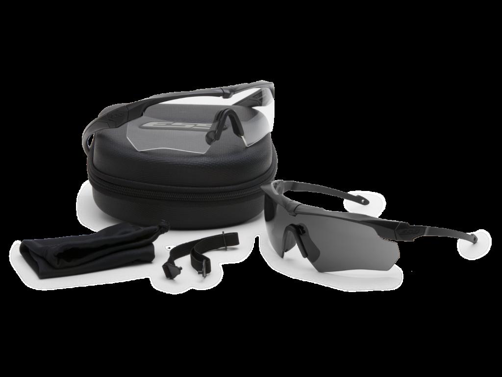Тактичні окуляри зі змінними лінзами ESS CROSSBOW SUPPRESSOR 2X