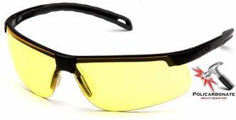Спортивні окуляри Pyramex EVER-LITE Amber