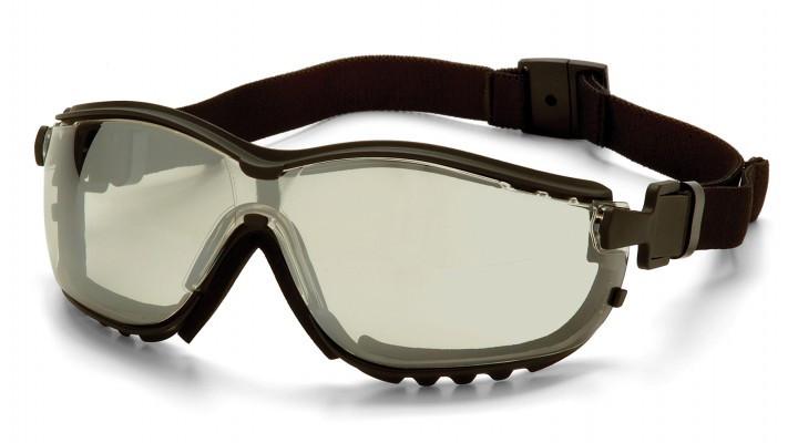 Балістичні окуляри Pyramex V2G Indoor/Outdoor Mirror