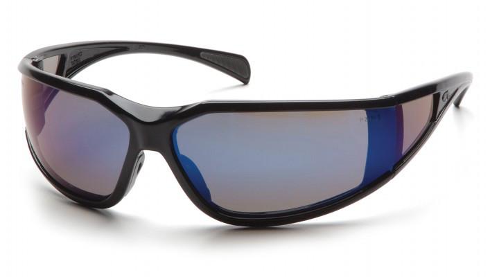 Спортивні окуляри Pyramex EXETER Blue Mirror