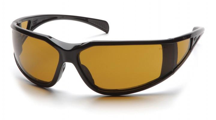 Спортивні окуляри Pyramex EXETER Shooters Amber