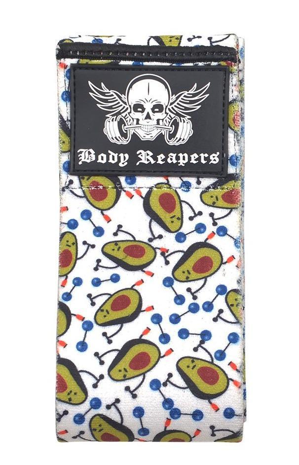 Фитнес Резинка Body Reapers Hip Resistance Band - Avokado
