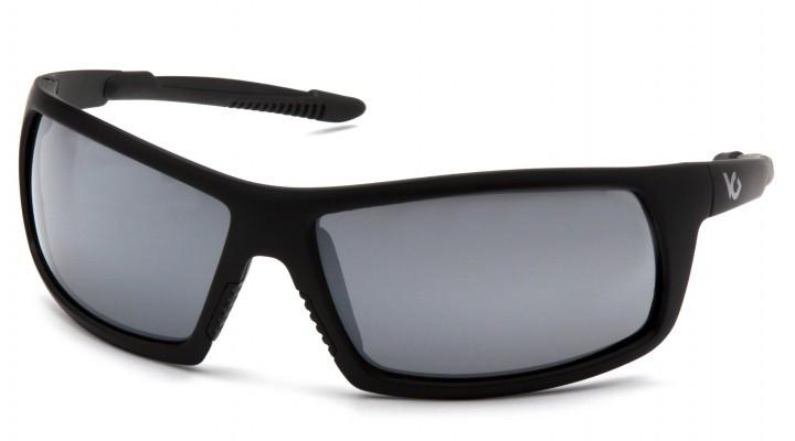 Спортивні окуляри Venture Gear Tactical STONEWALL Mirror Silver
