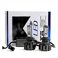 Комплект автомобільних ламп LED T6 H1 TurboLed