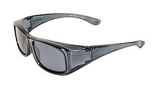 Накладні окуляри з поляризацією BluWater COMPANION Gray