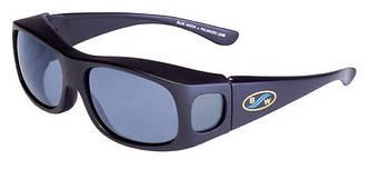 Накладні окуляри з поляризацією BluWater LIDZ Gray