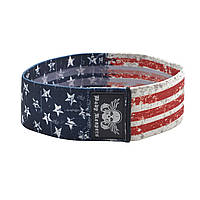 Фитнес Резинка Body Reapers Hip Flexion Resistance Band - U.S.A Flag