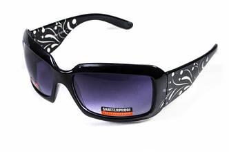 Женские солнцезащитные очки Global Vision Eyewear PASSION Smoke