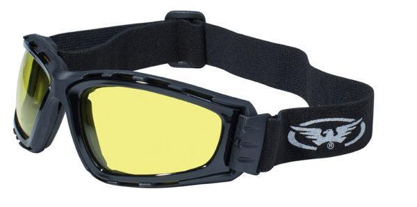 Мотоочки Global Vision Eyewear TRIP Yellow