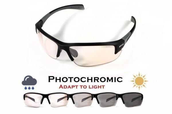 Фотохромные очки хамелеоны Global Vision Eyewear HERCULES 7 Clear