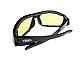 Фотохромные очки хамелеоны Global Vision Eyewear ITALIANO PLUS Yellow, фото 3