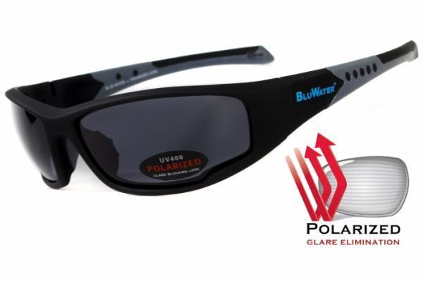 Поляризационные очки BluWater DAYTONA 3 Gray