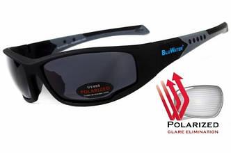 Поляризаційні окуляри BluWater DAYTONA 3 Gray