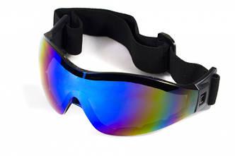 Окуляри для стрибків з парашутом Global Vision Eyewear Z-33 G-Tech Blue