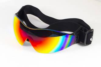 Окуляри для стрибків з парашутом Global Vision Eyewear Z-33 G-Tech Red