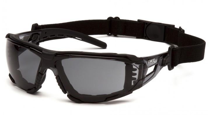 Тактические очки Pyramex FYXATE Gray