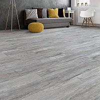 Christy Carpets Oak Grove Silver Rustik Oak 417 110, клейова вінілова плитка