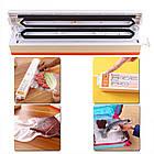 Автоматический вакуумный упаковщик для еды Freshpack Pro BT 01 вакууматор, фото 4