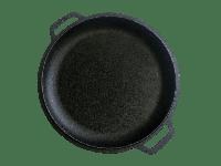 Крышка-сковорода чугунная 24 см