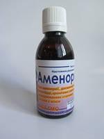 """""""Аменорина"""" 50 мл. Лечение аменореи, дисменореи, бесплодия, климакса"""