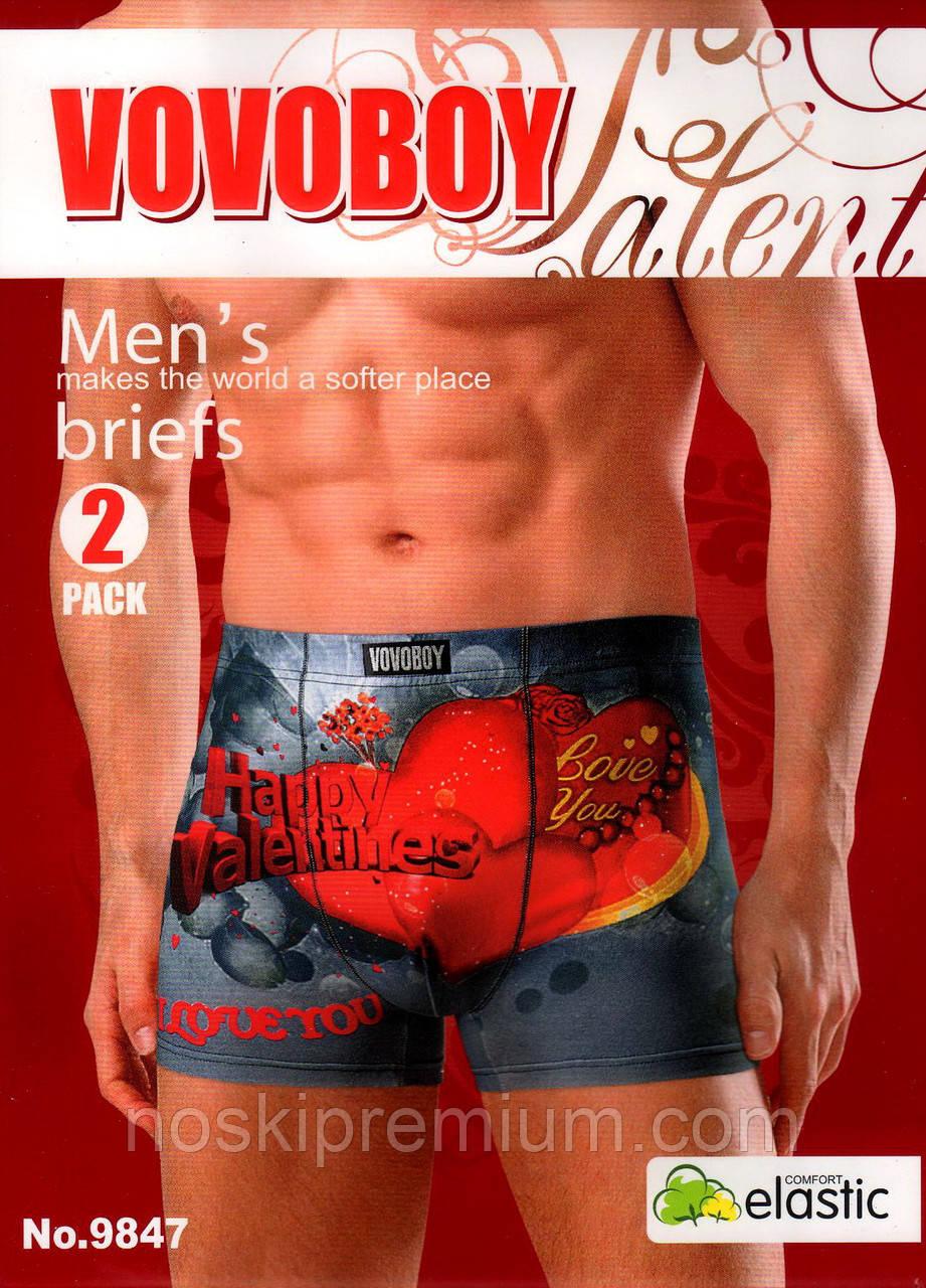 3f6626a9fc039 Трусы мужские боксеры х/б Vovoboy: продажа, цена в Сумах. трусы ...