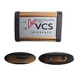 Мультімарочний сканер VCS Vehicle Communication Scanner UKR, фото 2