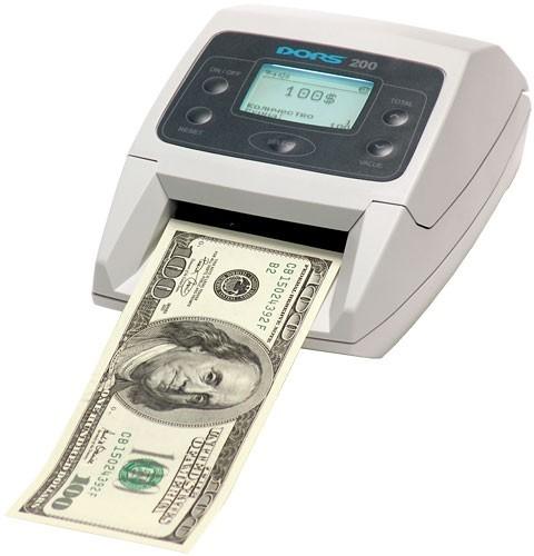 DORS 200 Автоматический детектор валют