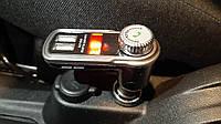 Автомобильный FM модулятор BT KCB-670 FM054 Bluetooth, LED, 12-24V, USB, TF-карта, FM-модулятор, FM, фото 1