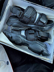 Женские сандали Dior Black
