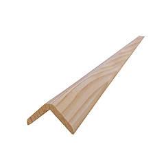 Кутник дерев'яний 25*25