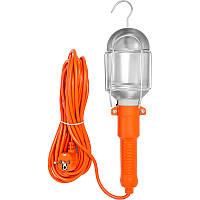 Переносной светильник PowerPlant 7м, 2x0.75мм2 (JY-3032/7)