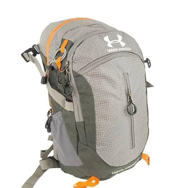 Велосипедний рюкзак Under Armour сірого кольору