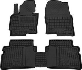 Полиуретановые (автогум) коврики в салон Mazda / Мазда  - CX-5 2011+