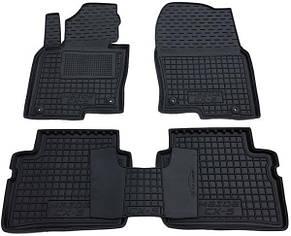 Полиуретановые (автогум) коврики в салон Mazda / Мазда  - CX-5 2017+