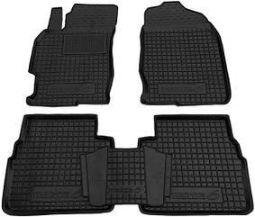 Полиуретановые (автогум) коврики в салон Mazda / Мазда 6 2007-2013