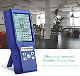 Анализатор воздуха детектор CO2 5 датчиков!, фото 2