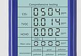 Анализатор воздуха детектор CO2 5 датчиков!, фото 8